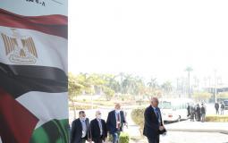 جلسات الحوار الفلسطيني في القاهرة - أرشيف
