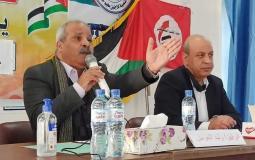 وليد العوض عضو المكتب السياسي لحزب الشعب الفلسطيني