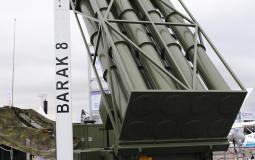 المنظومة الدفاعية الصاروخية الإسرائيلية باراك8