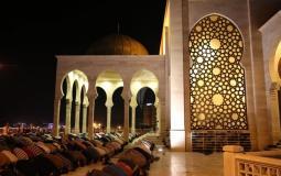 المساجد في غزة - أرشيف