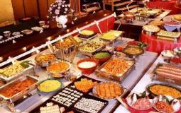 موائد الأكل في رمضان
