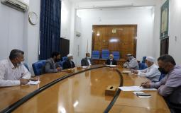 المجلس التشريعي في غزة