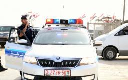 انتشار أجهزة الداخلية في غزة لتأمين زيارة الوفد الأمني المصري
