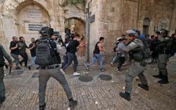 المواجهات في القدس