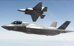طائرات F35 الشبحية الإسرائيلية