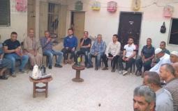 لجنة الإصلاح في غزة ترعى صلحاً عشائرياً بين أبناء عمومة