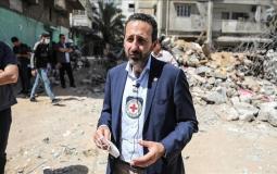 مدير عام اللجنة الدولية للصليب الأحمر روبير مارديني
