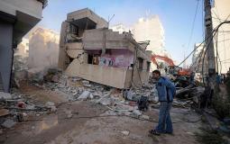 حماس ترفض ربط ملف إعمار غزة بملف تبادل الأسرى