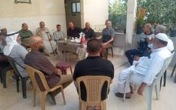 لجنة الإصلاح ترعى صلحاً عشائرياً بإقليم الوسطى