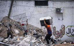 إسرائيل تربط إعمار غزة بإعادة جنودها الأسرى