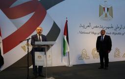 احتفال سفارة جمهورية مصر العربية لدى فلسطين بالعيد الوطني للجمهورية