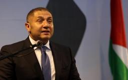سفير جمهورية مصر العربية لدى فلسطين طارق طايل