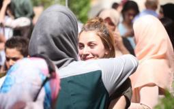 احتفالات بنتائج الثانوية العامة في فلسطين - أرشيف