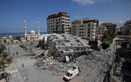 عدوان 2021 على غزة