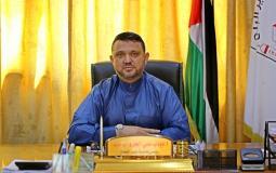 دياب الجرو - رئيس بلدية ديرالبلح
