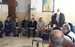 """""""إصلاح الجهاد"""" ترعى صلحاً عشائرياً بين عائلتي أبو نحل والعمري في غزة"""