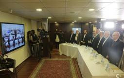 اجتماع الأمناء العامون في بيروت