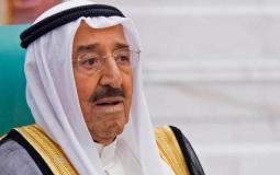 أمير دولة الكويت صباح الأحمد الصباح