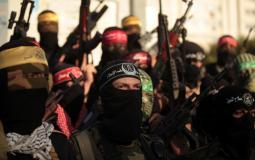 غرفة العمليات المشتركة للمقاومة في غزة