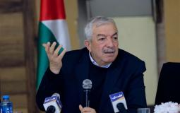 نائب رئيس حركة فتح محمود العالول