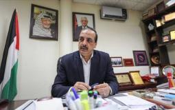 علي الحايك رئيس جمعية رجال الأعمال ونائب رئيس اتحاد الصناعات الفلسطينية