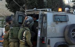 الاحتلال يعتقل شاباً قيد الحبس المنزلي من بلدية العيسوية - تعبيرية