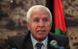 عزام الأحمد - عضو اللجنتين التنفيذية لمنظمة التحرير والمركزية لحركة فتح