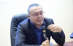 وزير الثقافة الفلسطيني عاطف ابو سيف