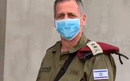 افيف كوخافي-رئيس أركان الجيش الإسرائيلي
