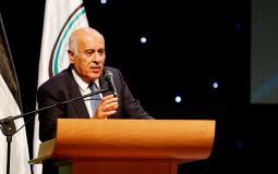 جبريل الرجوب أمينسر اللجنة المركزية لحركة فتح