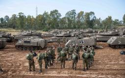 الاحتلال الإسرائيلي على حدود غزة - أرشيف