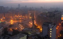 ميدان التحرير بمصر