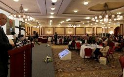 افتتاح المؤتمر المصرفي الفلسطيني الدولي