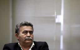 عمير بيرتس وزير الأمن الإسرائيلي الأسبق