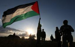 مسيرات العودة شرق غزة