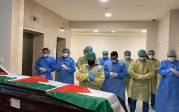 وفاة فلسطيني بفيروس كورونا - ارشيفية