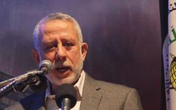محمد الهندي عضو المكتب السياسي لحركة الجهاد الإسلامي