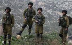قوات الاحتلال الإسرائيلي- أرشيفية