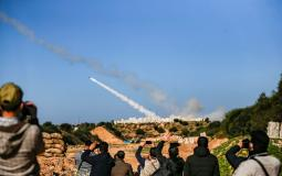 استعراض عسكري لفصائل المقاومة في غزة - أرشيف