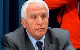 عزام الاحمد عضو اللجنة المركزية لحركة فتح