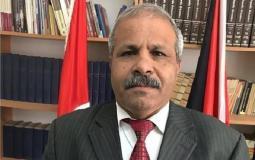 عضو المكتب السياسي لحزب الشعب الفلسطيني وليد العوض