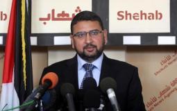 سامي أبو زهري القيادي في حركة حماس