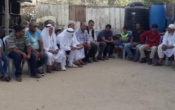 إصلاح الجهاد يُشارك في صلح عشائري بين عائلتينفي رفح