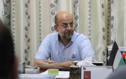 الدكتور عصام يوسف رئيس الهيئة الشعبية العالمية لدعم غزة