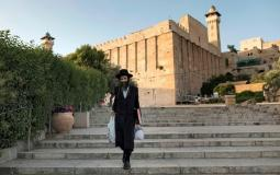 اقتحامات الحرم الابراهيمي - أرشيفية