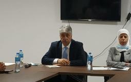 عضو اللجنة التنفيذية لمنظمة التحرير أحمد مجدلاني