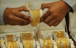 اسعار الذهب في فلسطين اليوم
