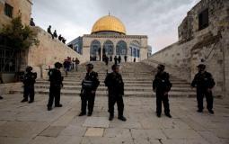 الشرطة الاسرائيلية في القدس - ارشيفية -