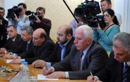 الفصائل الفلسطينية المشاركة في حوار موسكو