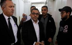 محافظ القدس عدنان غيث - ارشيف